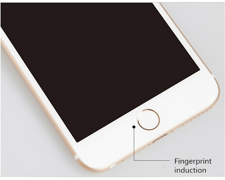 refurbished phone apple iphone 6 64GB +1GB with fingerprint 8MP 4.7 inch mobile iphone6 unlocked silver 5