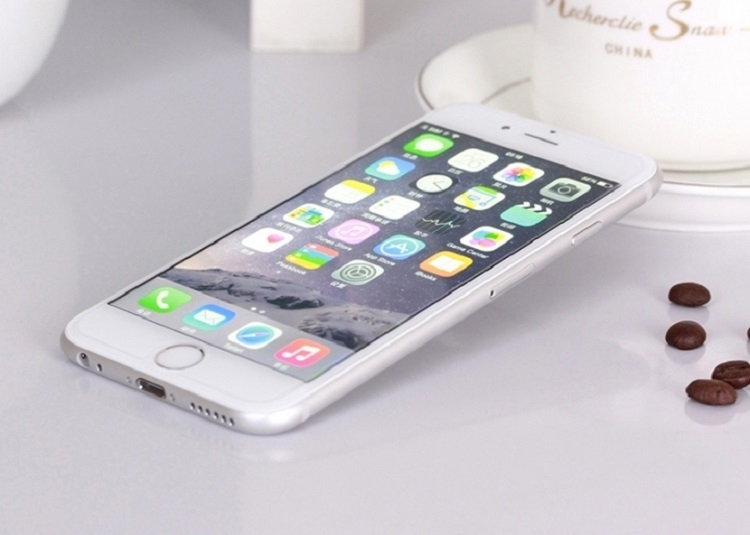 refurbished phone apple iphone 6 64GB +1GB with fingerprint 8MP 4.7 inch mobile iphone6 unlocked silver 2