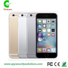 refurbished phone apple iphone 6 plus 128GB + 1GB 8MP 5.5 inch mobile phone fingerprint iphone6p silver