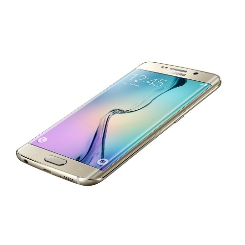 refurbished phone samsung galaxy S6 edge G9250 5.1 inch 1440 x 2560 3G +32G 16MP+5MP 4G mobile phone golden 5