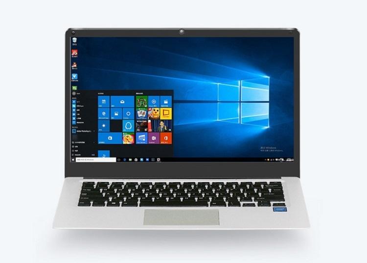 14.1 inch laptop 4G RAM+64G SSD 1080p Quad Core ultrathin  slim smart notebook computer win10 white 35.1cm*23.2cm*1.7cm 3