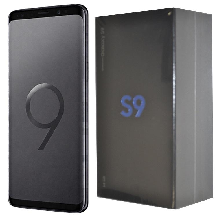 refurbished phone Samsung Galaxy S9 5.8 inch 1440x2960 4G RAM +64G ROM 12+8MP smartphone mobile black 2
