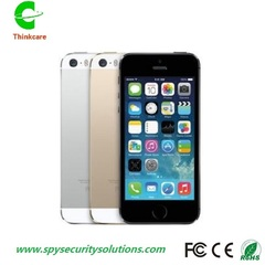 refurbished phone apple iphone 5s 16GB +1GB mobile phone iphone5s 8MP without fingerprint original silver