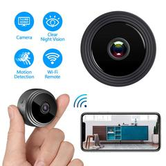 A9 micro mini full hd 1080p spy hidden wifi wireless ip camera 150° video recorder nanny cam dv dvr one color Camera+16gb