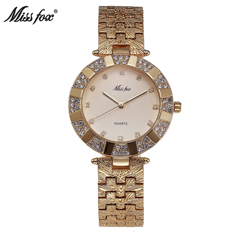 1e55619da19 Fashion Casual Ladies Gold Watch Quartz Simple Clock Relogio Feminino Reloj  Mujer Montre Femme 20621  Product No  2054977. Item specifics  Brand