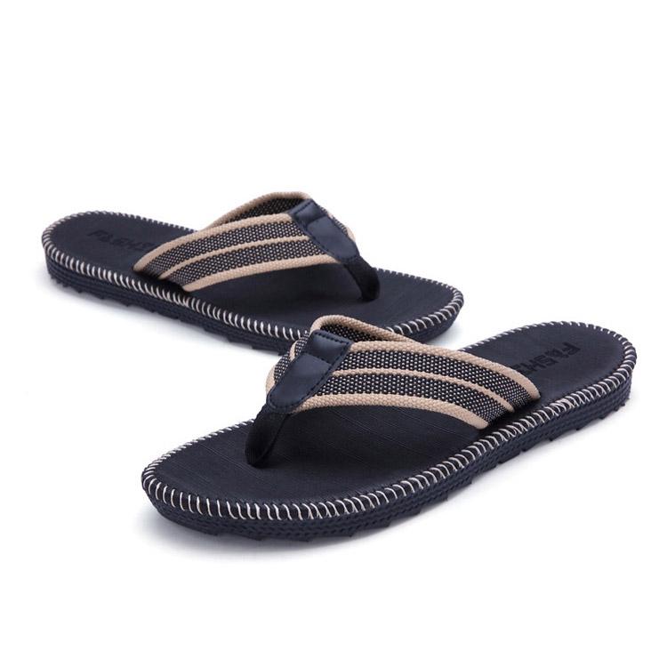 343b69c7b3cc Men s Classical Flip-Flops Casual Sporty Sandal Shoes Comfortable ...