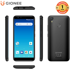 Gionee M6 Mini, 1+16GB, 5.45inch, 4000mAh, 8+5MP, Back Fingerprint Sensor black