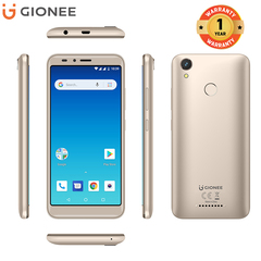 Gionee M6 Mini, 1+16GB, 5.45inch, 4000mAh, 8+5MP, Back Fingerprint Sensor gold