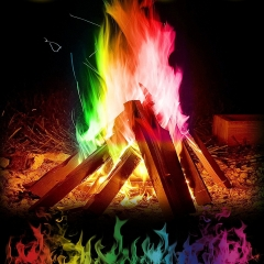Outdoor activities Party party supplies party beach campfire flame powder color flame powder colour mixture 10g