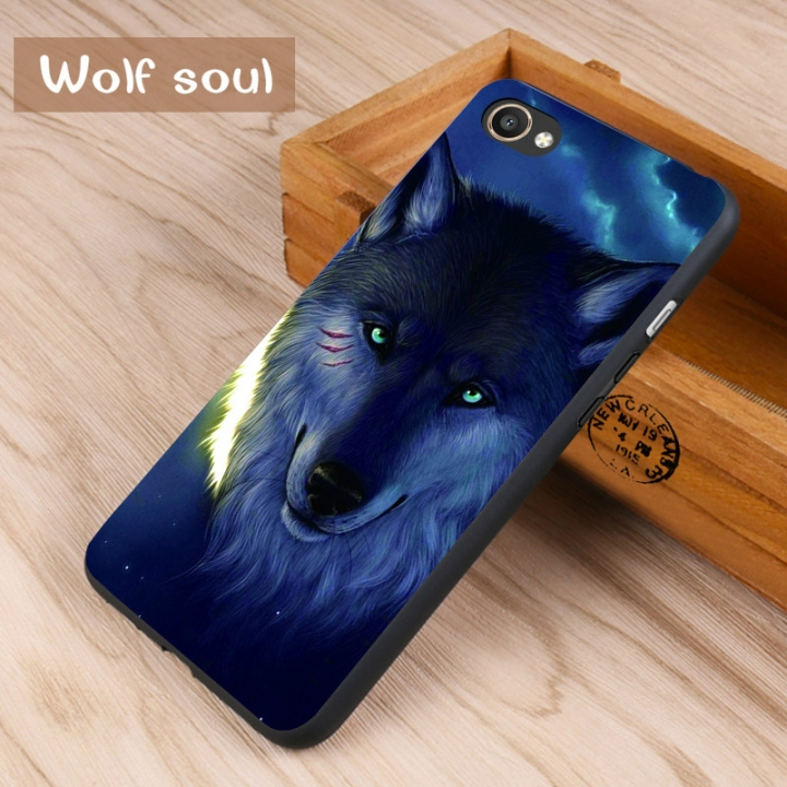 Phones cover phones case for iphone 4/4s apple phone hot sales 4.7 quot smartphone Matte soft shell Wolf soul For Iphone 4/4s