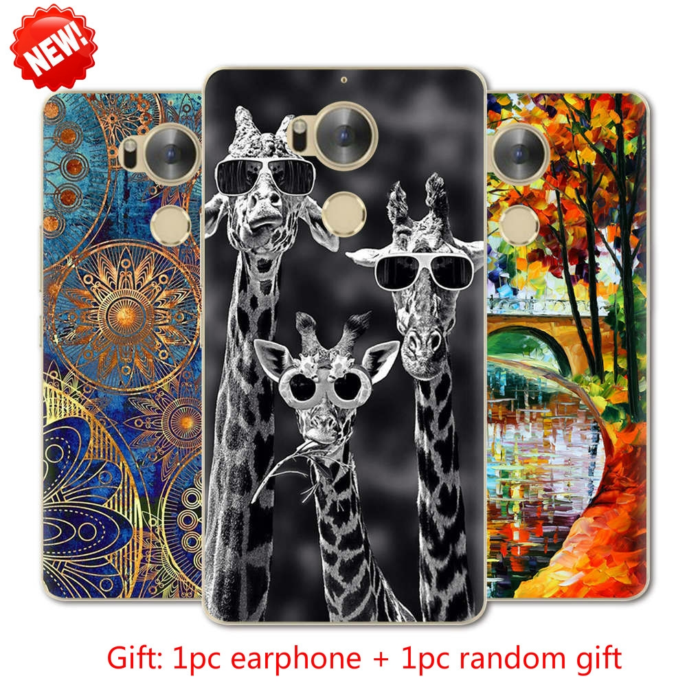buy popular 34cfe 0060b Phone Cases For Infinix Zero 4plus/X602 Cute Cartoon Painted TPU Soft Cases  Silicone Covers sunglasser deer for Infinix Zero 4plus/X602