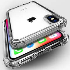 Apple iPhone case tpu transparent all-inclusive phone covers iphone 6/6plus/7/8plus/X/XS/XR/XSmax transparent for iphone 6