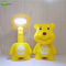 Creative cute bedroom cartoon table lamp charging led night light eye protection bedside lamp Standing bear general 1.2W