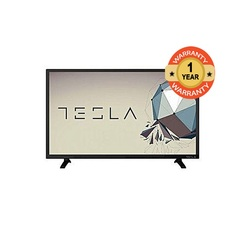 TESLA  24''  Digital LED TV black 24