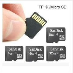 8g Mobile Memory Card 4G Memory Card 16g TF Card 32g Travel Recorder Memory Card black standard 32gb
