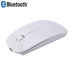 Bluetooth wireless charging mouse support customize LOGO laptop optical mouse white standard