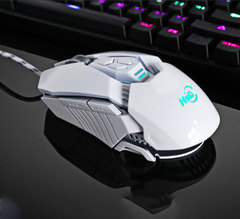 Cross-border electricity office business e-sports gaming mouse wired mouse white standard