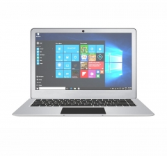 14 inch for Windows 10 Notebook PC Laptop 1920*1080P 4GB DDR3+64GB solid state disk silver 14