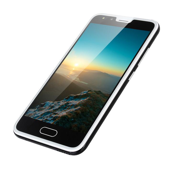 "S1  5.0""HD smartphone  phones  Dual standby SIM  1G+8G gold"