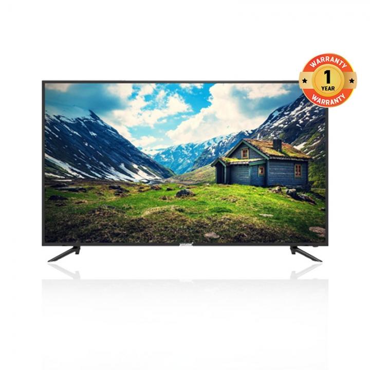 VISION PLUS 49″ SMART 4K UHD TV black 49''