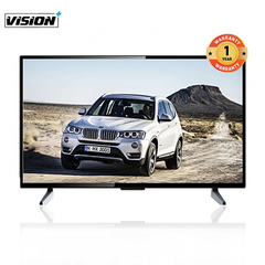 Vision Plus 32 Inch Android Smart TV HD Television & FREE Wall Bracket black 32''