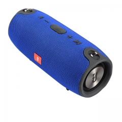 Wireless Best Bluetooth Speaker Waterproof Portable Outdoor Mini Box Loud Subwoofer Speaker blue as show one size