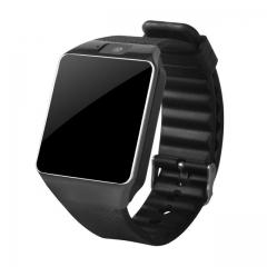 Bluetooth Smart Watch Smartwatch DZ09 Android Phone Call Relogio 2G GSM SIM TF Card Camera black DZ09