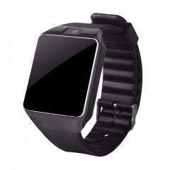 DZ09 Smart Watch Bluetooth Smartwatch Card Camera for iPhone Samsung HTC LG HUAWEI Android Phone black DZ09
