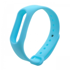 Replacement Wristband TPU Wrist Strap Smart bracelet Smart Watch Straps Accessories blue TPU