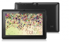 7 inch Kids Tablet PC Q88 4/8GB Google Android 4.2 DUAL CORE Tablet PC A23 Capacitive Screen Camera Black 4g