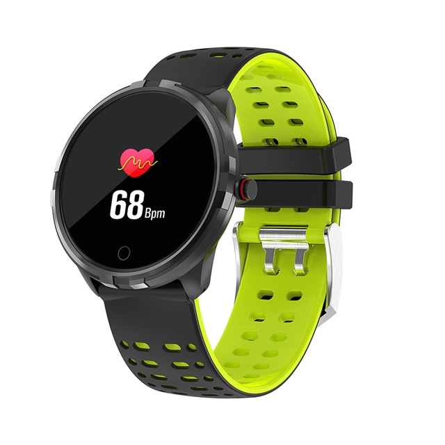 X7 Smart Watch Waterproof Men Sports Smartwatch Android Bluetooth Heart Rate Call Reminder Pedometer Green X7