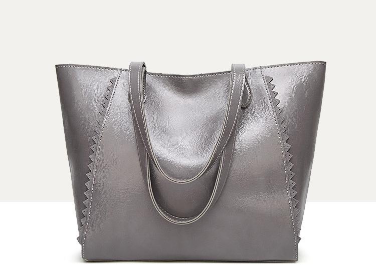 fe000a6b7fc ... 2018 New Fashion Women Handbags Retro Europe America Shoulder Bags PU Lady's  handbag Wine Red One ...