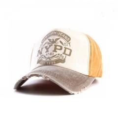 Brand cap baseball cap fitted hat Casual cap hip hop snapback hats ,Duck tongue baseball cap yellow