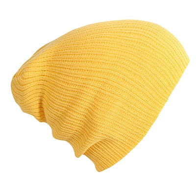 cab094f96e7 Hat Female Unisex Cotton Blends Solid Warm Soft HIP HOP Knitted Hats Men Winter  Caps Women s yellow  Product No  2546540. Item specifics  Brand