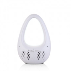 Cell phone creative plug card mini audio subwoofer V8 wireless Bluetooth speaker ,TF Card speaker white a
