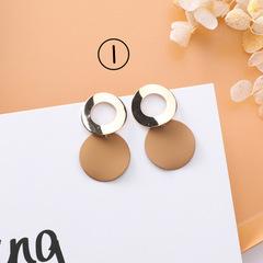 Personality Girl Geometry Style Earrings Fairy Long Tassel Drop Earrings for Women Fashion Jewelry 1 a