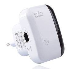 N300 Wifi Repeater/Router point AP 300Mbps wifi signal amplifier wireless Signal Booster Extender white US