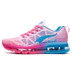 women sport running shoes Men Shoes Light breathable shock absorber air cushion shoes walking shoes 1 35