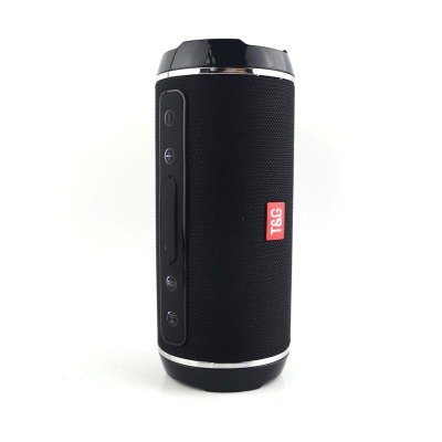 TG116 Fashion Outdoor Portable Wireless Bluetooth Speaker Mini Outdoor Bluetooth Subwoofer black TG116