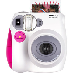 2018 New product original Fujifilm Mini 7C Instant Film Photo Camera immediately imaging camera rose one Size