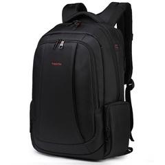 Anti Theft Nylon 27L Men 15.6 inch Laptop Backpacks School Fashion Travel Feminina Casual School bag black one size