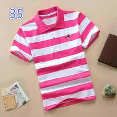1-14 years old kids cotton polo tee shirt 35 140 cm cotton