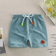 Summer new kids cotton short pants for leisure , home 1 80 cm