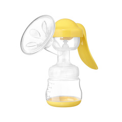 baby New born product manual breast pump 2 19.7 x 7 cm