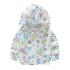 2019 Summer baby kids sun-protective clothing light and ventilate for boy and girl 1 90