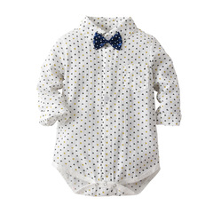 Baby Boy formal clothes shirt Body suit 15 designs 1 70