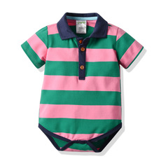 Baby Kids Short sleeve Cotton Body suit 10 designs 1 70