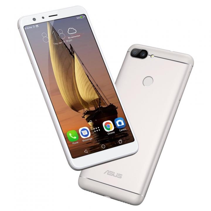 Asus Zenfone Pegasus 4S Max Plus (M1) ZB570TL  4GB RAM 32GB ROM Cellphone Smartphone gold