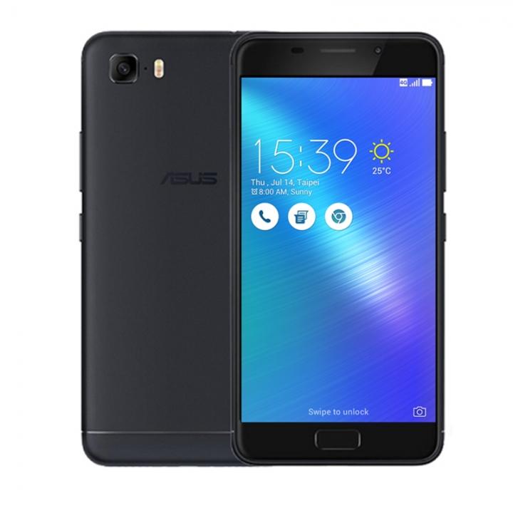 Asus Zenfone Pegasus 3s max ZC521TL 3GB RAM 64GB ROM 5.2 Inch 5000mAh Smartphone black