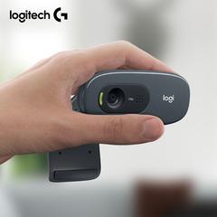 Original Logitech C270 HD computer webcam Built-in Micphone USB2.0 720 pixels Mini Computer Camera